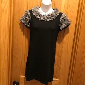 Twelve by Twelve Los Angeles S ruffle mini dress